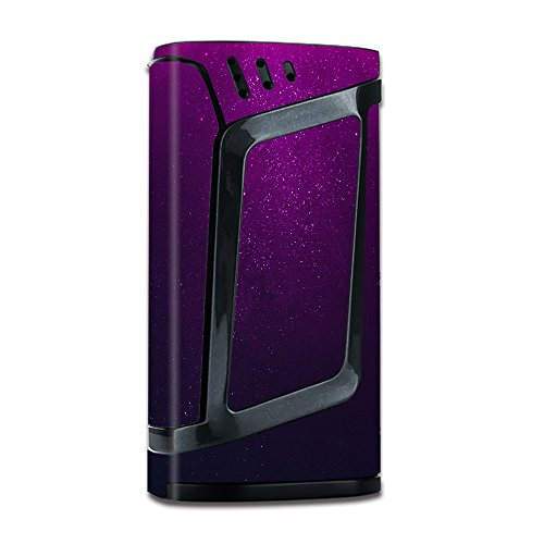 Skin Vinyl Decal for Smok Alien 220W TC Vape Mod / with Grip-Guard Technology stickers skins cover/ Purple dust