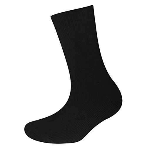 Sympatico Damen Thermosocken HOT SOCKS Color schwarz, Size 35-38