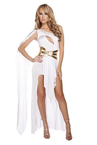 Roma Costume Women's 2 Piece Grecian Babe,...