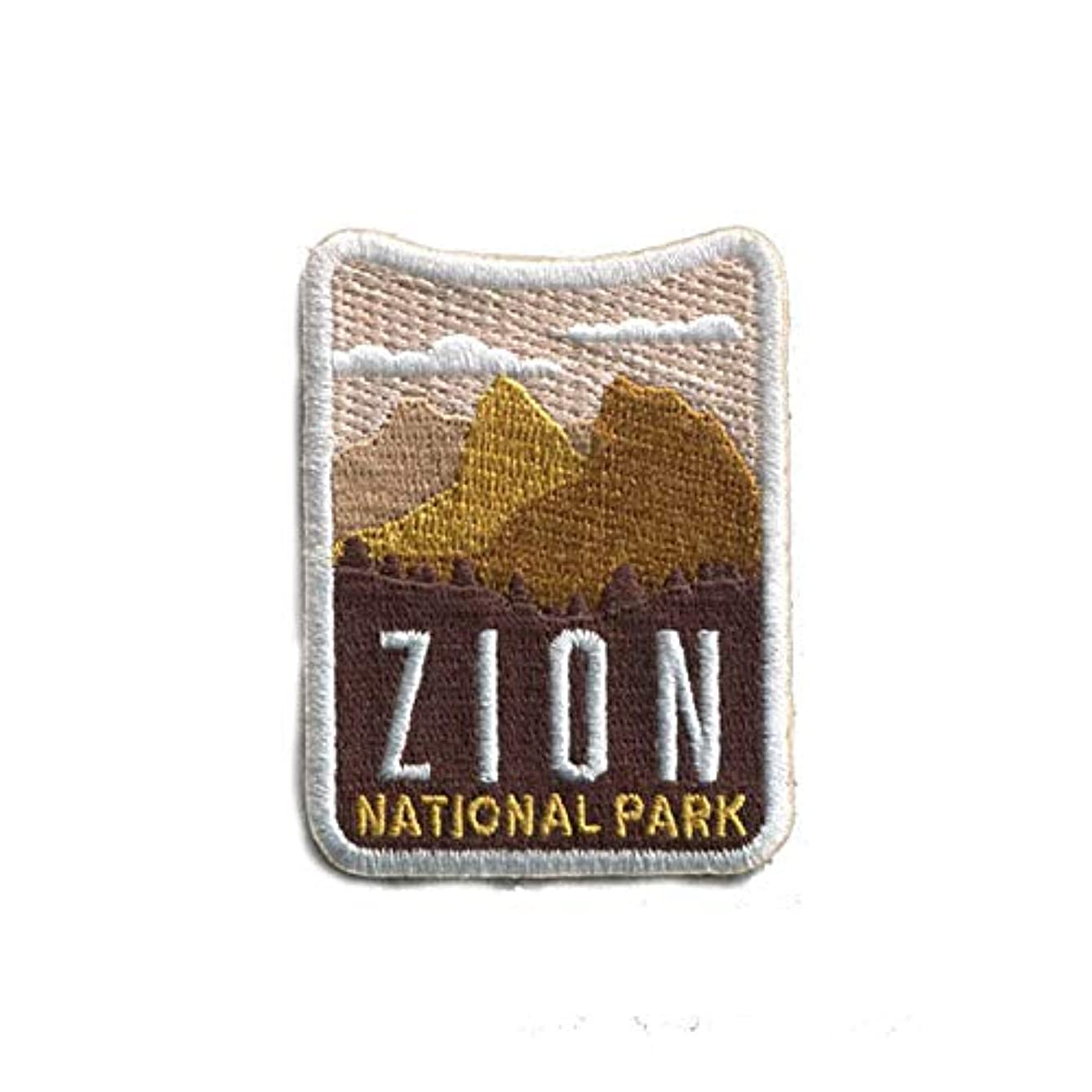 Zion National Park Iron On Patch