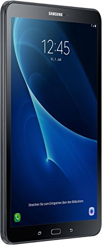 Samsung Galaxy Tab A T585 25,54 cm (10,1 Zoll) LTE Tablet PC (Octa Core 2GB RAM 16GB eMMC Android 6,0 neue Version) schwarz - 3