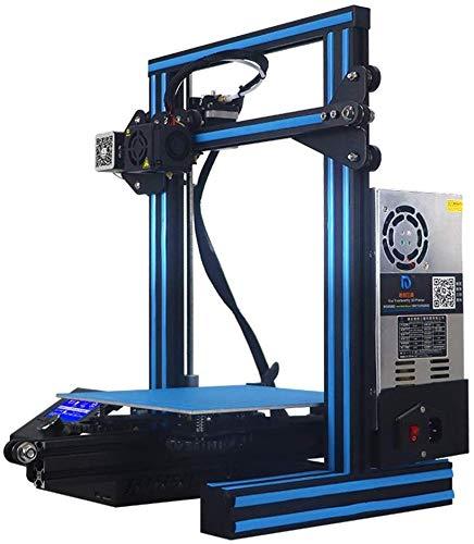 FDM Accueil Imprimante 3D, imprimante 3D mise à niveau automatique de haute précision avec impression taille 220 * 220 * 250mm
