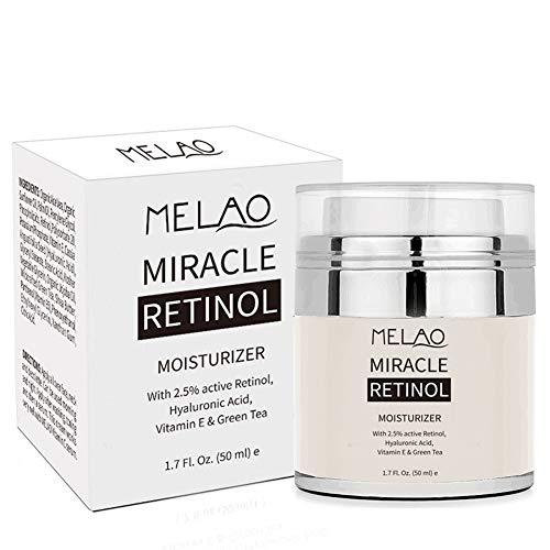 Crema hidratante retinol, UWIME, antienvejecimiento,