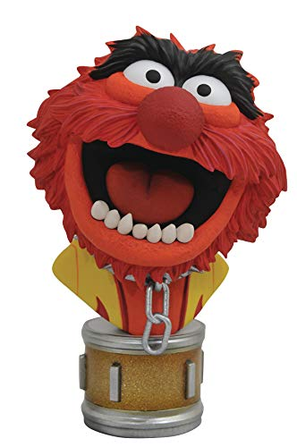 Muppets OCT182226 Legends in 3-Dimensions: The Animal 1:2 Scale Statue, verschieden