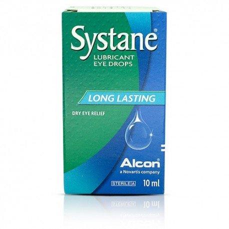 Gotas lubricantes para ojos Systane, 10 ml