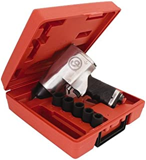 Chicago Pneumatic CP734H 1/2-Inch Heavy Duty Air Impact Wrench Kit by Chicago Pneumatic