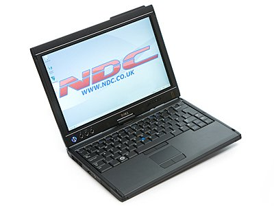 Dell Latitude XT2 Laptop @ ndc 7298 - SU9400,3GB,64GB SSD,Intel X4500,Bio,12.1' LED