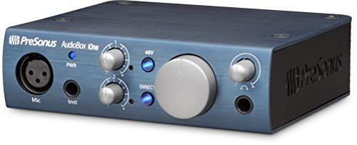 Presonus AudioBox iOne Scheda Audio USB