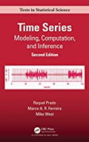 Time Series: Modeling, Computation, and Inference, Second Edition (Chapman & Hall/CRC Texts in Statistical Science)
