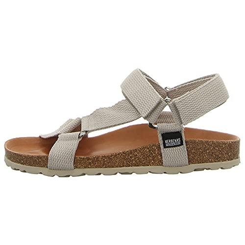 VERBENAS Remi Crudo (Beige) - sportliche Sandale - Damenschuhe Sandalette/Sling, Beige