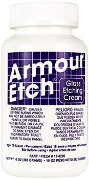 armor etch cream