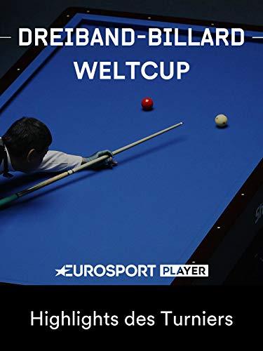 Dreiband-Billard:Weltcup 2019 inBlankenberge (BEL) - Highlights des Turniers