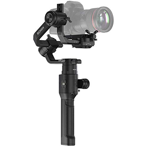 DJI Ronin-S - Camera Stabilizer 3-Axis Gimbal Handheld for DSLR...