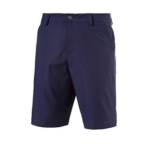 PUMA Short Golf Essential Pounce pour Homme Peacoat 30