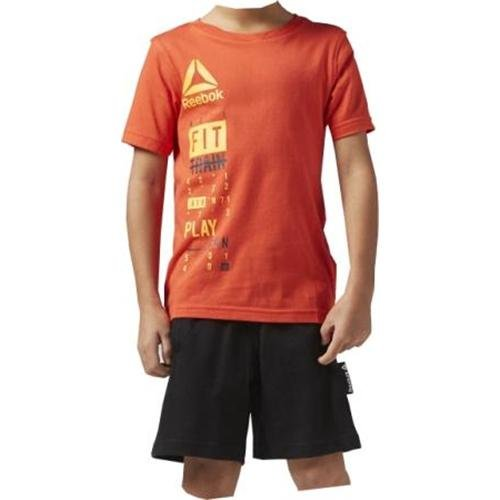 Reebok Conjunto Desportivo B Es Ss 5-6 Anos - S2008270