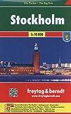 Stockholm, Stadtplan 1:10 000, City Pocket + The Big Five