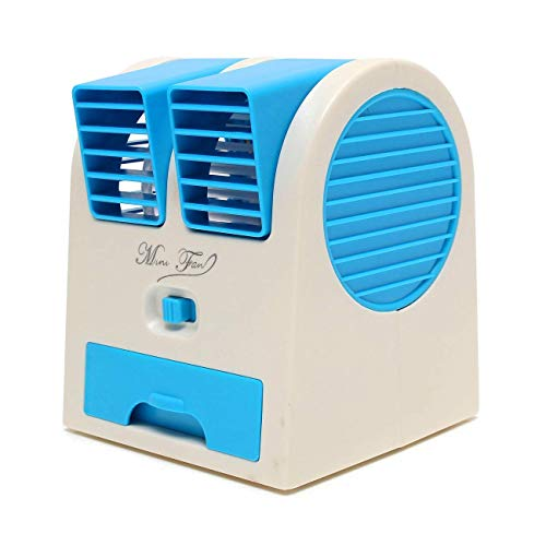 BHADANI SALES® Air Portable 3in1 Conditioner Humidifier Purifier Mini Cooler AC Coolers for House, Air Coolers for Home, Office,Car, Picnic, Outing, Campaign