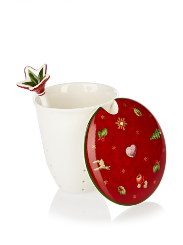 Villeroy & Boch Toy'S Delight Set Tazza Natale 12 X 8 X 8 Cm