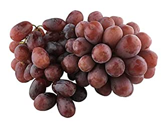 Global Seasons Red Seedless Grapes, 500g