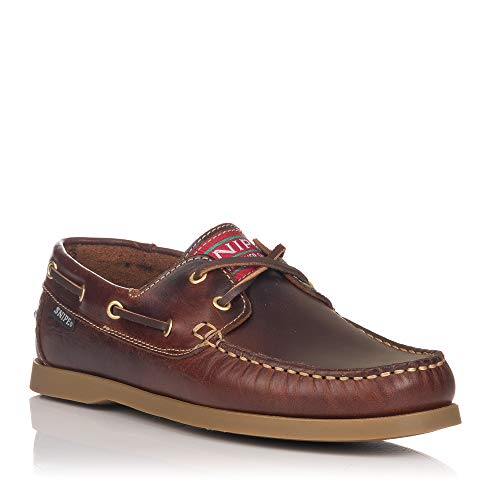 Zapato De Sport Snipe 22310 Náutico Cuero - Talla: 42 genero: Hombre