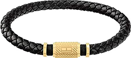 Tommy Hilfiger Men No Metal Statement Bracelet 2790082