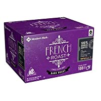 Member's Mark French Roast Coffee (100 single-serve cups) ES