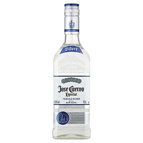Jose Cuervo Especial Tequila Plata 70cl (paquete de 70 cl)