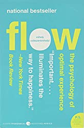 Flow: The Psychology of Optimal Experience - Harper Perennial Modern Classics on Amazon