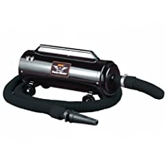 All-steel body assembled with two motors-both 2-stage (dual) fan, 4. 0 pup. Totals 229 cfm. Includes 10 ft. X 1. 5 inch commercial strength flexible hose and heavy duty neoprene blower nozzle, 12 ft. heavy duty 3 conductor cord. Cuts drying time as m...