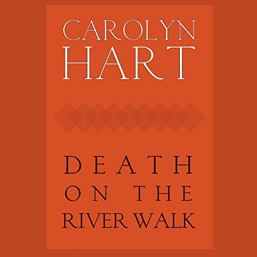 Couverture de Death on the River Walk