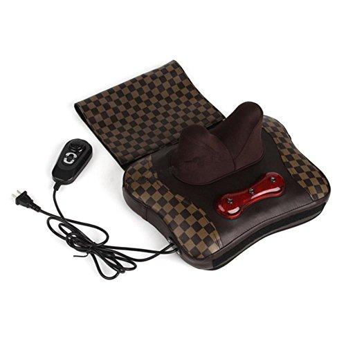 SHISHANG Multi-Funktions-Massagekissen Infrarotheizung (Hals Taille Bein Schulter) Knetmassage Auto nach Hause Massagekissen Gesundheit Geschenk Massagekissen , 2