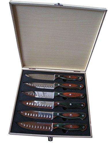 Dr. Richter Steakmesser