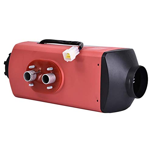 New Lightcolor Diesel Heater Air Fuel Oil Heating Machine Car Fuel Heater 5KW, 12 Volt 24 Volt Hea...