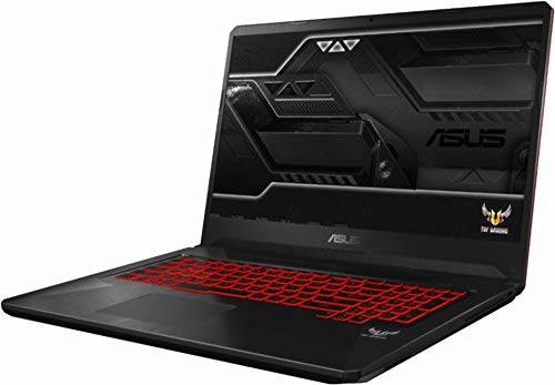 2019 Newest ASUS TUF Flagship 17.3' FHD IPS Display Gaming Laptop, Intel 6-Core i7-8750H up to 4.1GHz, 16GB DDR4, 512GB PCI-e SSD, NVIDIA GeForce GTX 1060, Backlit Keyboard, Webcam, HDMI, Windows 10