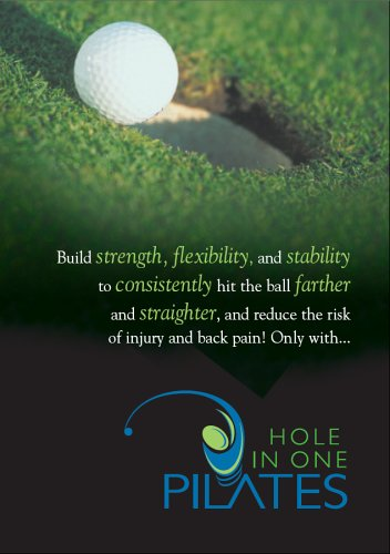 Hole in One Pilates DVD