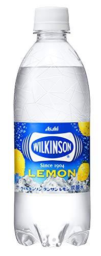 アサヒ飲料 ウィルキンソン タンサン レモン タンサン水 500ml×24本