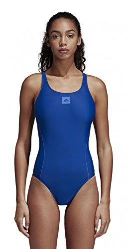 adidas Damen Schwimmanzug blau 42