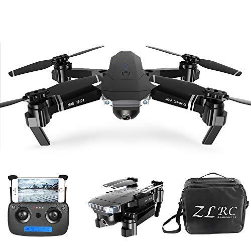 Goolsky SG901 4K Drone con Posizionamento Ottico della Fotocamera Posizionamento del Flusso Interfaccia MV Seguimi Foto gesti Video Quadricottero RC 1 2 3 Batteria