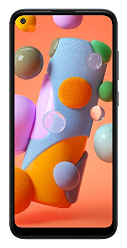 "Samsung Galaxy A11 Unlocked | 6.4"" Screen 