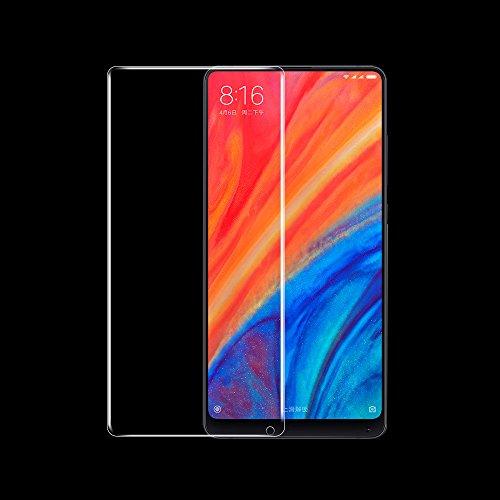 ONICO,2 Stück,Schutzfolie Für Xiaomi Mi Mix 2S,TPU Folie 3D HD Blasenfreie Kompatibel mit Hülle Vollständige Abdeckung Bildschirmschutzfolie (Es ist kein Panzerglas)