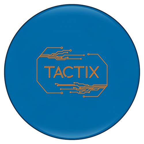 Track Tactix Bowling Ball, Size 16.0, Electric Blue