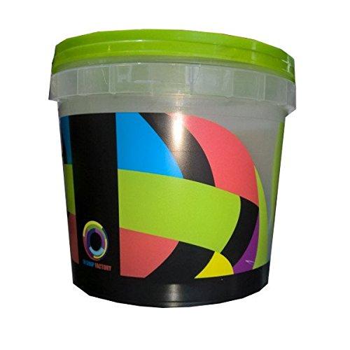 Studie des Farbe idroseta Nagellack Murale Acryl glänzend Wetter Wasch, weiß