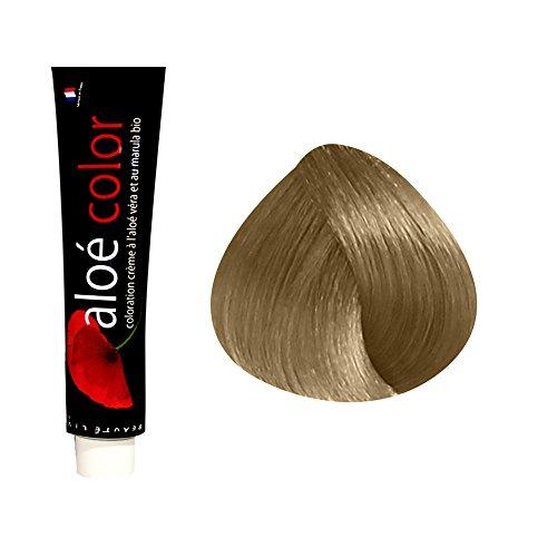 Beautélive Coloration crème à l'aloé véra et au marula Dorés, 9.03 : Blond Très Clair Naturel Doré