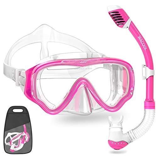 WACOOL Snorkeling Snorkel Package Set