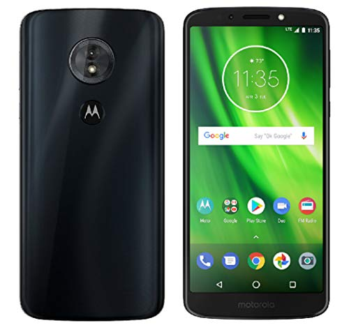 Motorola Moto G6 Play - Single Sim - Deep Indigo - 32GB, 3GB Ram - EU Version