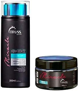 Truss Miracle Shampoo 300ml + Miracle Mask 180g