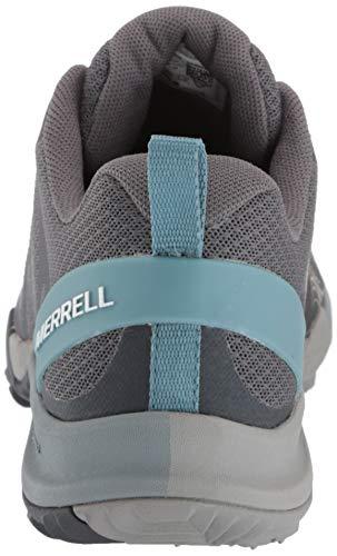 Merrell Women's Siren 3 Low Rise Trainers, Grey (Blue Smoke), 4 (37 EU)