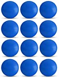 Tiger Tail Sports Recreational-Quality (1-Star, 40mm) Ping Pong Balls (Blue, 12-Pack)