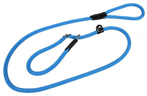 Hunter Retriever-Leine Freestyle, petrol, 1,0/170 cm - 3