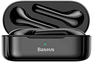 Baseus Encok W07 True Wireless Bluetooth Kulaklık, Siyah